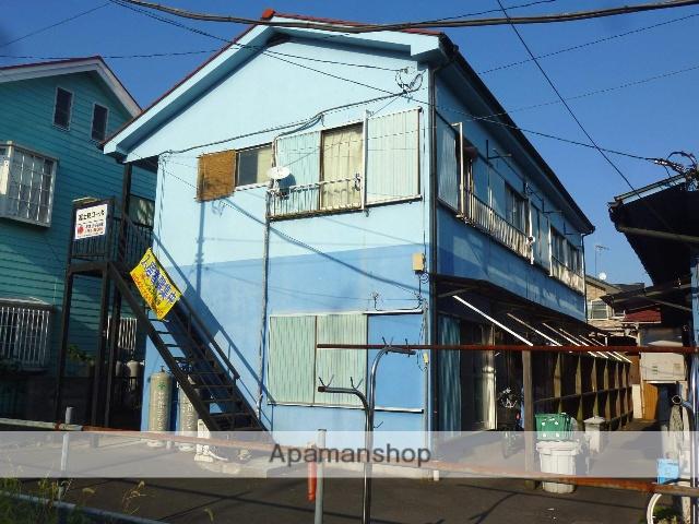 神奈川県相模原市中央区、淵野辺駅徒歩15分の築35年 2階建の賃貸アパート
