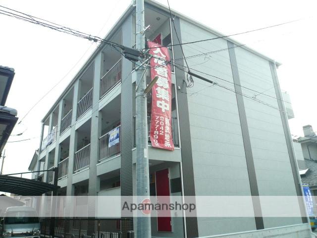 神奈川県相模原市南区、下溝駅徒歩23分の築5年 3階建の賃貸アパート