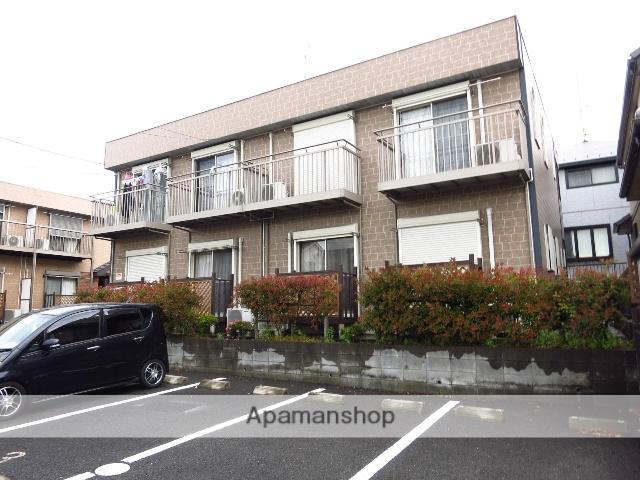 東京都町田市、町田駅バス13分下根岸下車後徒歩2分の築11年 2階建の賃貸アパート