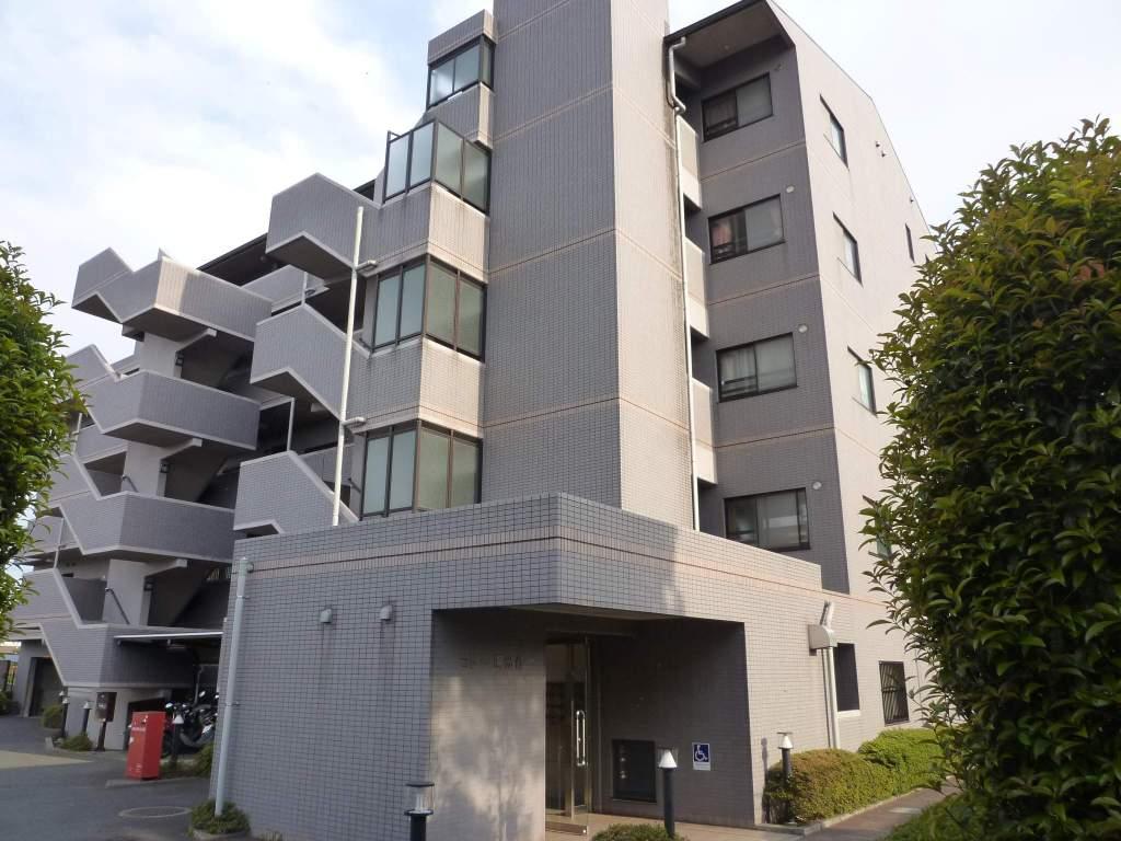 神奈川県相模原市中央区、上溝駅徒歩3分の築18年 5階建の賃貸マンション