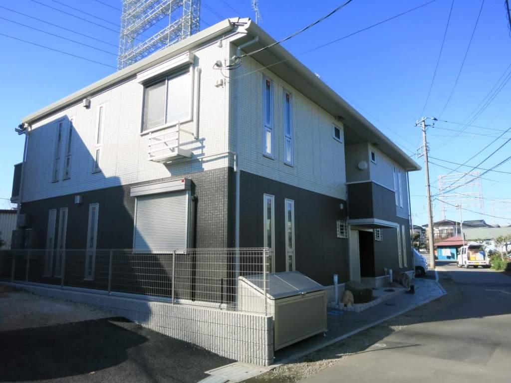 神奈川県相模原市南区、下溝駅徒歩3分の築2年 2階建の賃貸アパート