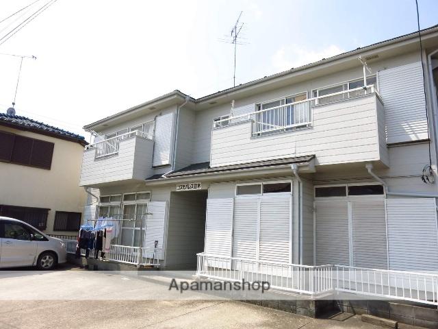 神奈川県相模原市中央区、淵野辺駅徒歩27分の築27年 2階建の賃貸アパート
