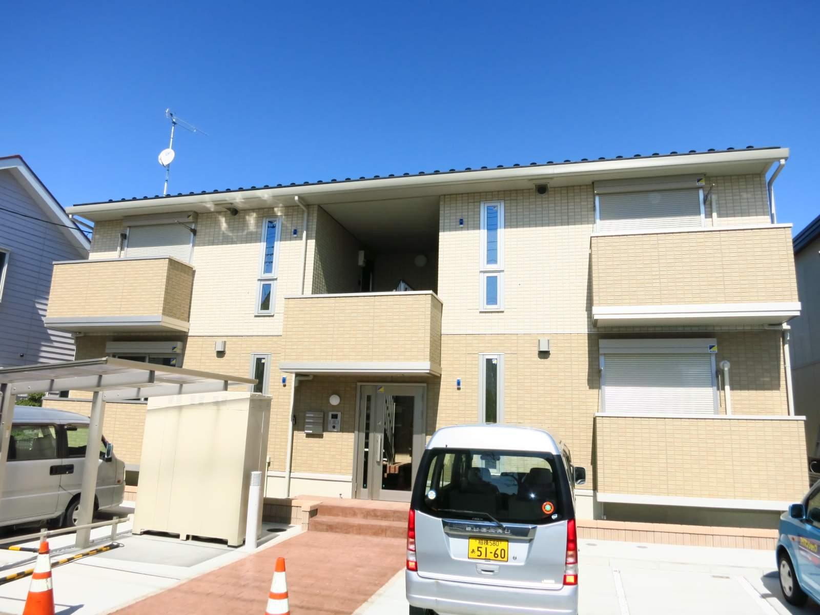 神奈川県相模原市中央区、古淵駅徒歩25分の築3年 2階建の賃貸アパート