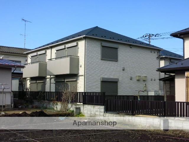 神奈川県相模原市中央区、淵野辺駅徒歩6分の築3年 2階建の賃貸アパート