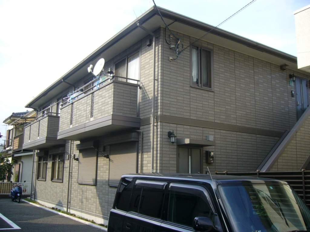 東京都町田市、町田駅バス15分町田工業高校前下車後徒歩1分の築13年 2階建の賃貸アパート