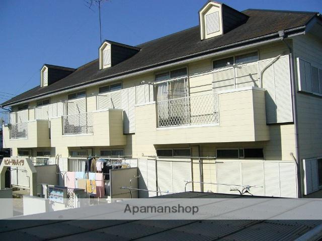 東京都町田市、古淵駅徒歩20分の築29年 2階建の賃貸アパート
