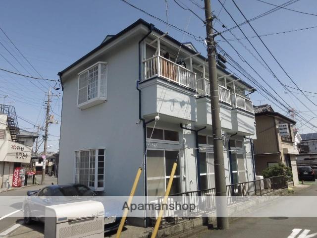 東京都町田市、町田駅徒歩15分の築30年 2階建の賃貸アパート