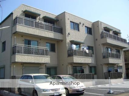 東京都町田市、町田駅徒歩12分の築9年 3階建の賃貸マンション