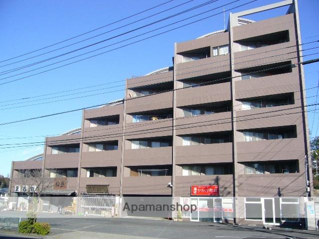 東京都町田市、玉川学園前駅徒歩30分の築20年 6階建の賃貸マンション