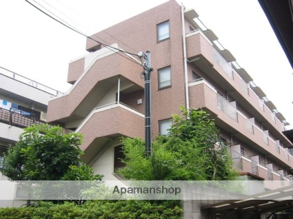 東京都町田市、町田駅徒歩6分の築22年 4階建の賃貸マンション