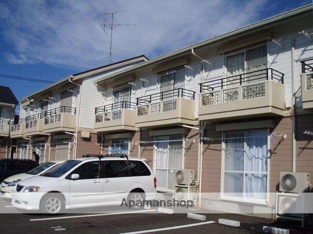 神奈川県相模原市南区、古淵駅徒歩29分の築24年 2階建の賃貸アパート