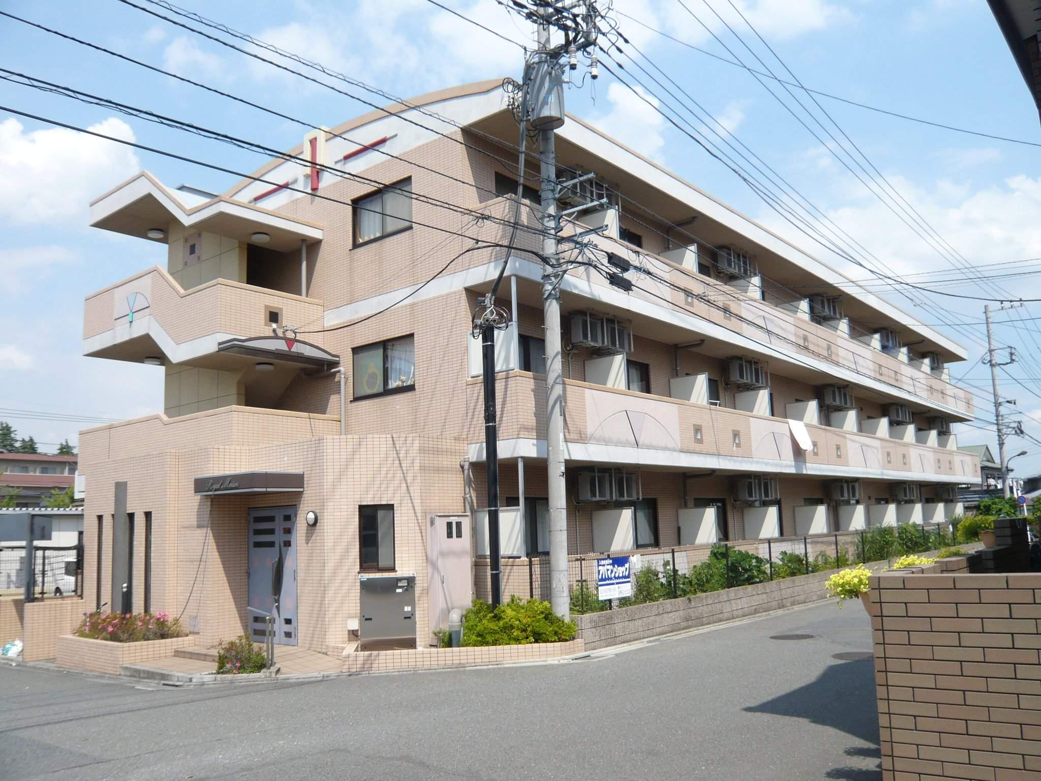 東京都町田市、淵野辺駅バス10分桜美林学園下車後徒歩3分の築14年 3階建の賃貸マンション