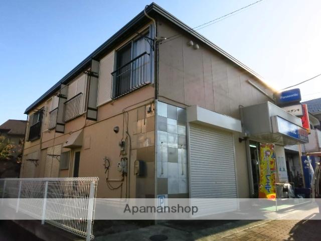東京都町田市、町田駅徒歩23分の築32年 2階建の賃貸アパート