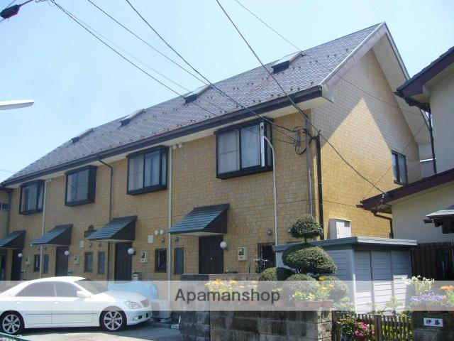 東京都町田市、町田駅徒歩20分の築27年 1階建の賃貸テラスハウス