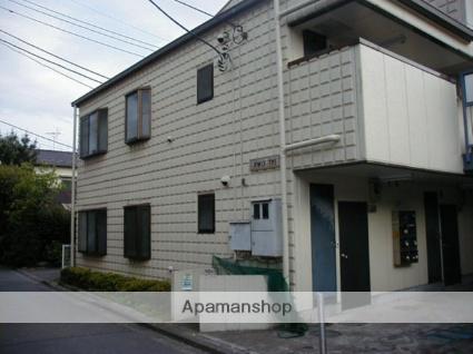 東京都町田市、町田駅徒歩14分の築28年 3階建の賃貸マンション