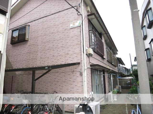 神奈川県相模原市南区、相模大野駅徒歩12分の築29年 2階建の賃貸アパート