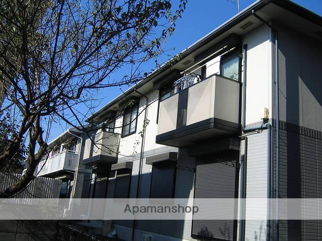 神奈川県相模原市南区、相模大野駅徒歩6分の築17年 2階建の賃貸アパート