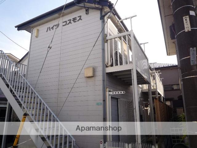 神奈川県相模原市南区、相模大野駅徒歩14分の築23年 2階建の賃貸アパート
