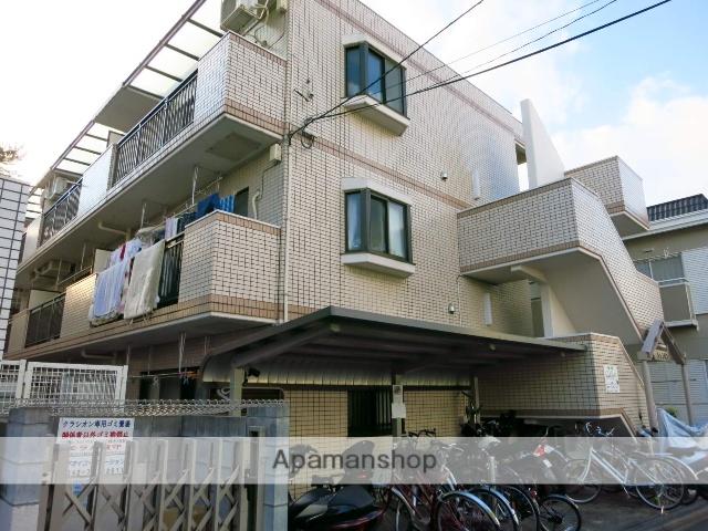 神奈川県相模原市南区、相模大野駅徒歩15分の築28年 3階建の賃貸マンション