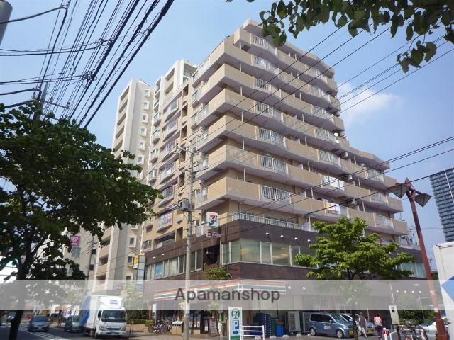 神奈川県相模原市南区、町田駅徒歩29分の築25年 10階建の賃貸マンション