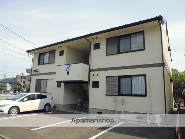 神奈川県相模原市南区、相模大野駅徒歩6分の築21年 2階建の賃貸アパート