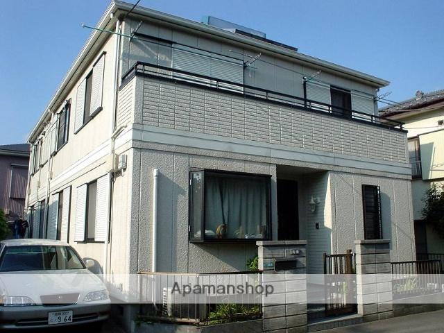 神奈川県相模原市南区、相模大野駅徒歩12分の築25年 2階建の賃貸アパート