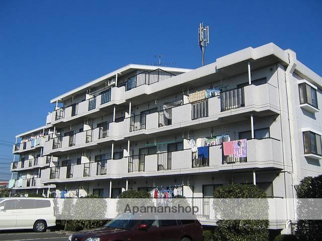 神奈川県相模原市南区、相模大野駅徒歩23分の築29年 4階建の賃貸マンション