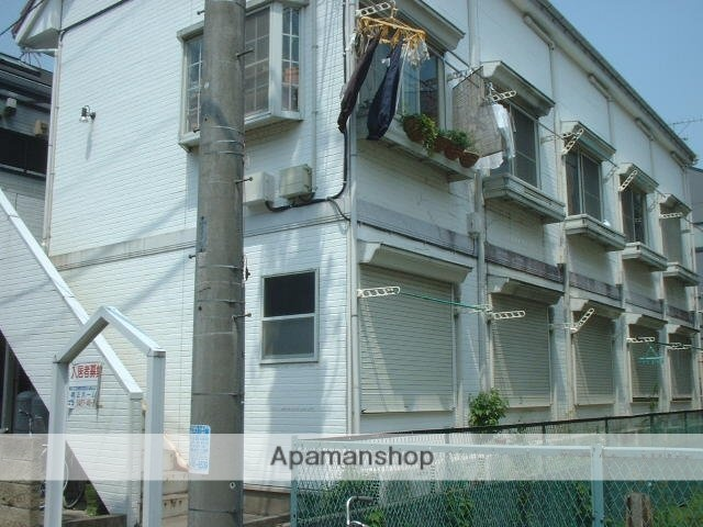 神奈川県相模原市南区、相模大野駅神奈川中央交通バス15分北里東病院下車後徒歩5分の築25年 2階建の賃貸アパート