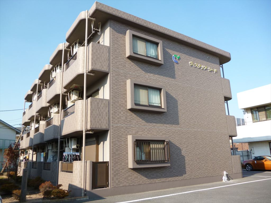 神奈川県相模原市南区、古淵駅徒歩27分の築16年 3階建の賃貸マンション