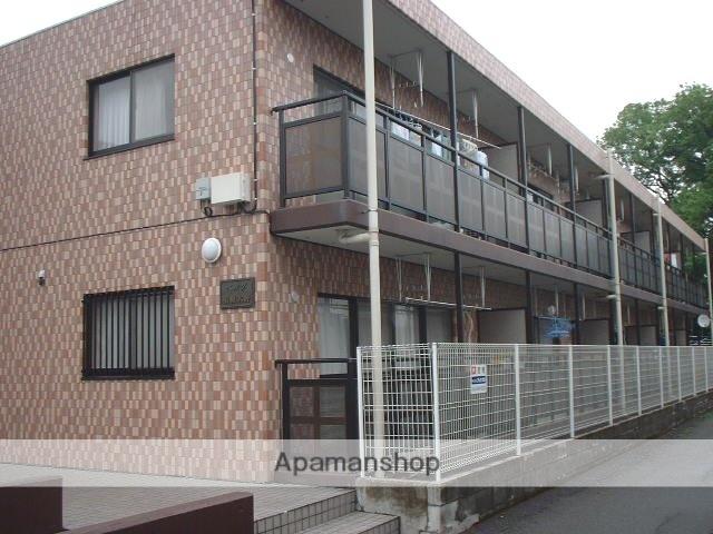 神奈川県相模原市南区、相模大野駅徒歩19分の築22年 2階建の賃貸マンション