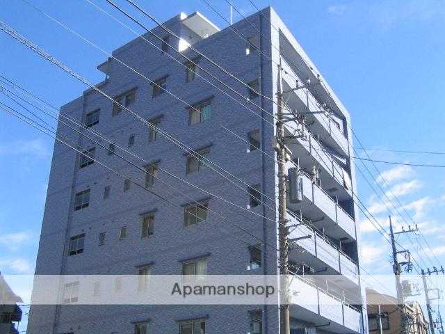 神奈川県相模原市中央区、淵野辺駅徒歩3分の築13年 8階建の賃貸マンション