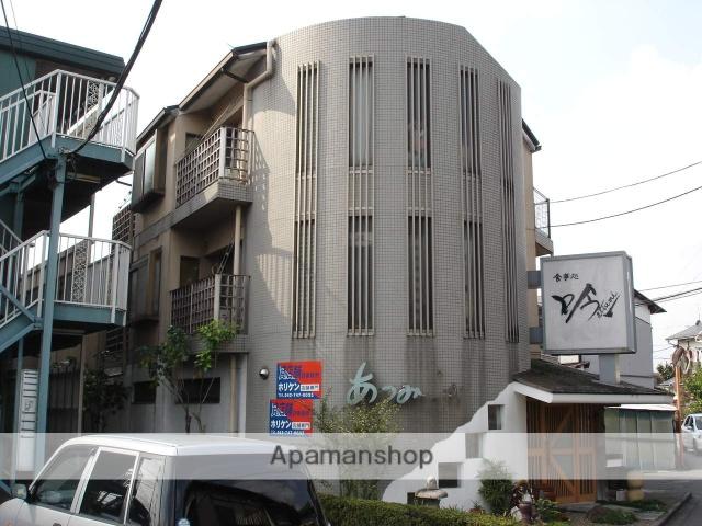 神奈川県相模原市南区、相模大野駅徒歩20分の築27年 3階建の賃貸マンション