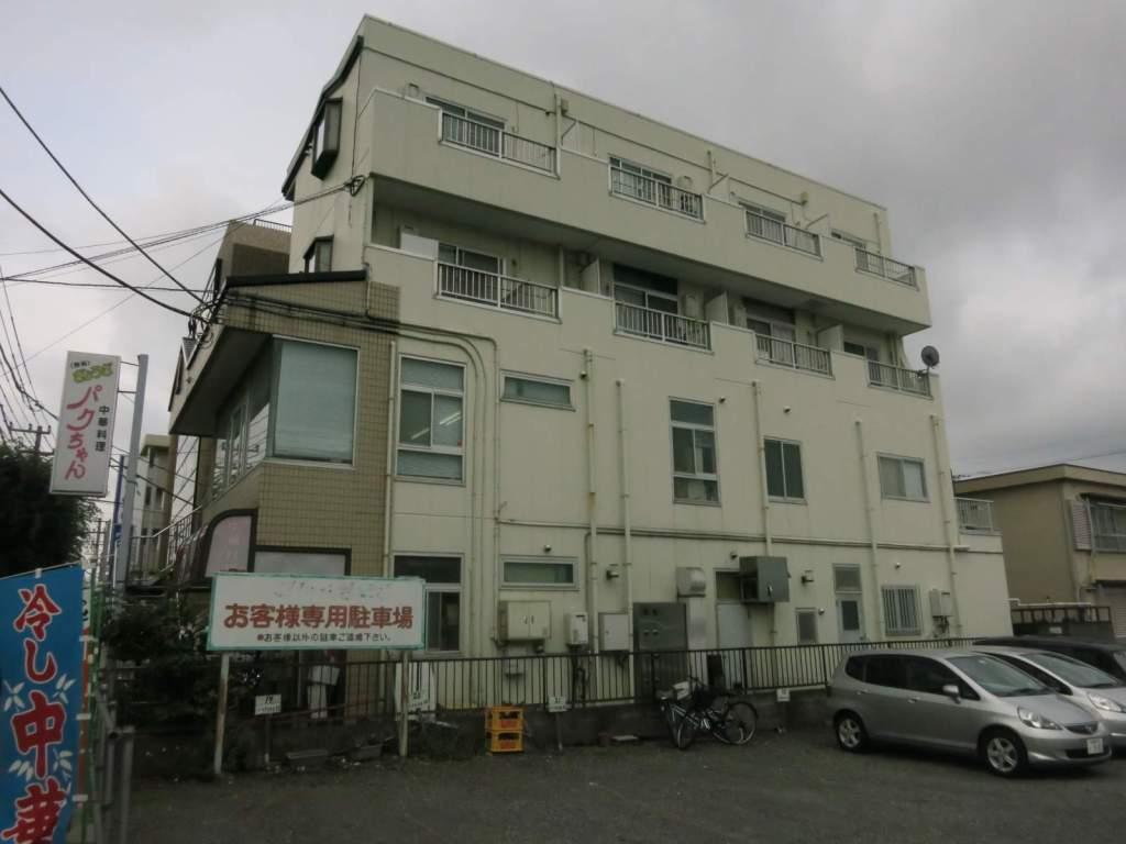 神奈川県相模原市南区、下溝駅徒歩43分の築28年 4階建の賃貸マンション