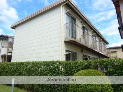 神奈川県相模原市南区、相模大野駅徒歩13分の築31年 2階建の賃貸アパート