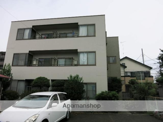 神奈川県相模原市南区、相模大野駅バス10分後徒歩1分の築25年 3階建の賃貸マンション