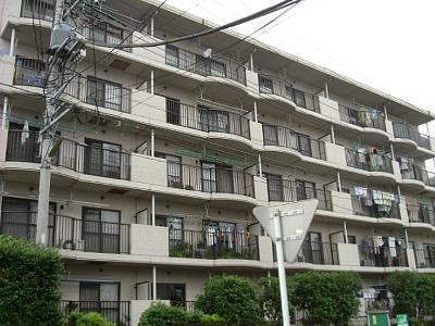 神奈川県相模原市中央区、淵野辺駅徒歩28分の築27年 5階建の賃貸マンション