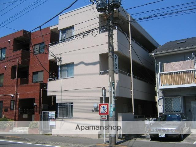 神奈川県相模原市中央区、淵野辺駅徒歩24分の築28年 3階建の賃貸マンション