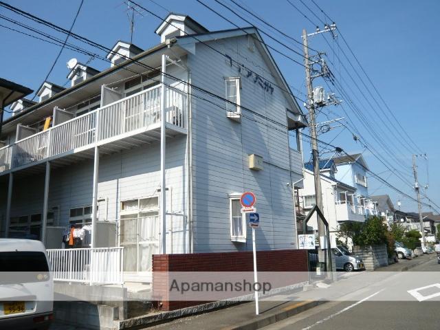 神奈川県相模原市南区、原当麻駅徒歩8分の築24年 2階建の賃貸アパート