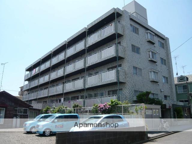 神奈川県相模原市中央区、淵野辺駅徒歩3分の築28年 4階建の賃貸マンション