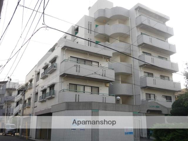 神奈川県相模原市中央区、淵野辺駅徒歩3分の築29年 6階建の賃貸マンション