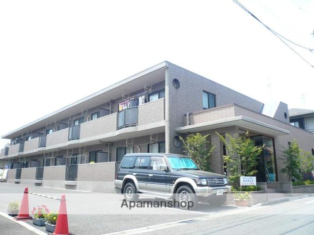 神奈川県相模原市中央区、淵野辺駅徒歩17分の築11年 2階建の賃貸マンション