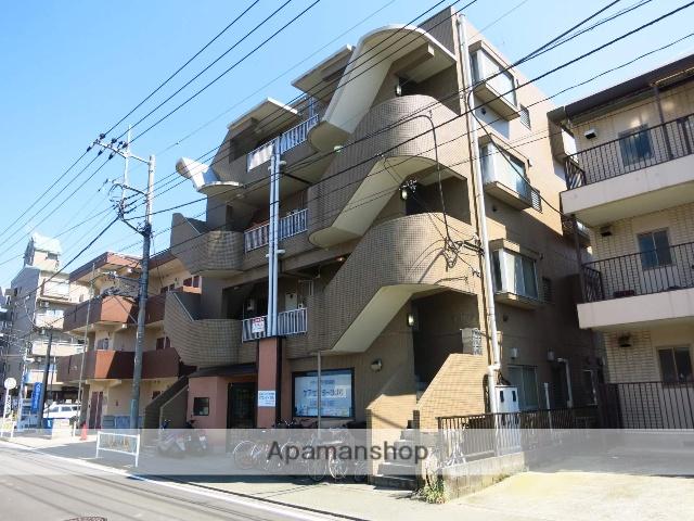 神奈川県相模原市中央区、淵野辺駅徒歩8分の築20年 4階建の賃貸マンション