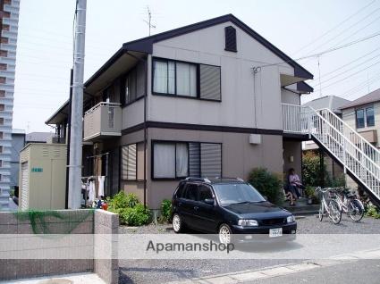 神奈川県相模原市中央区、淵野辺駅徒歩12分の築26年 2階建の賃貸アパート