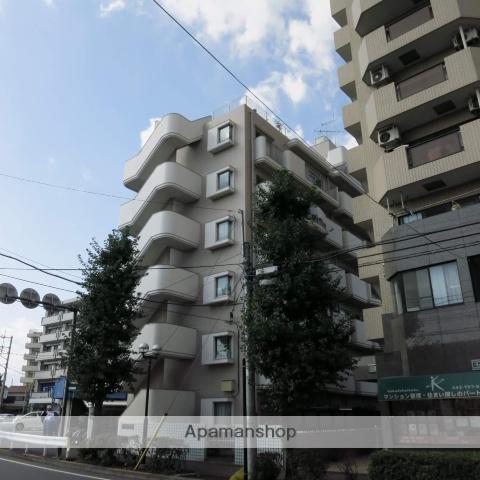 神奈川県相模原市中央区、淵野辺駅徒歩7分の築31年 7階建の賃貸マンション