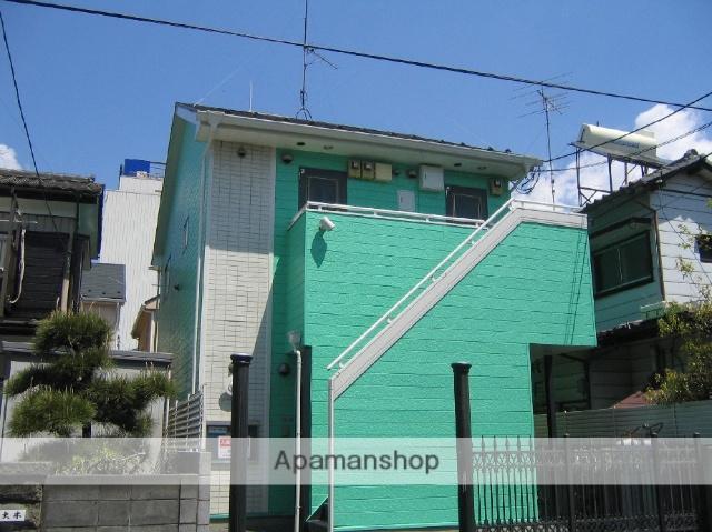 神奈川県相模原市中央区、淵野辺駅徒歩21分の築25年 2階建の賃貸アパート