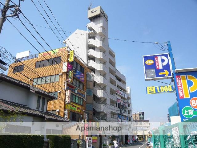 神奈川県相模原市中央区、淵野辺駅徒歩1分の築26年 9階建の賃貸マンション