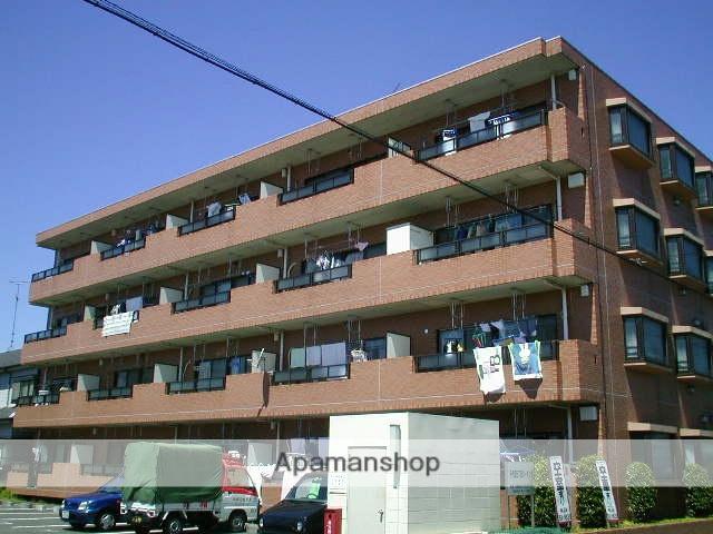 神奈川県相模原市中央区、淵野辺駅徒歩27分の築25年 4階建の賃貸マンション