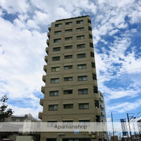 神奈川県相模原市中央区、淵野辺駅徒歩3分の築26年 12階建の賃貸マンション