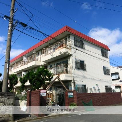 神奈川県相模原市中央区、淵野辺駅徒歩17分の築35年 3階建の賃貸マンション