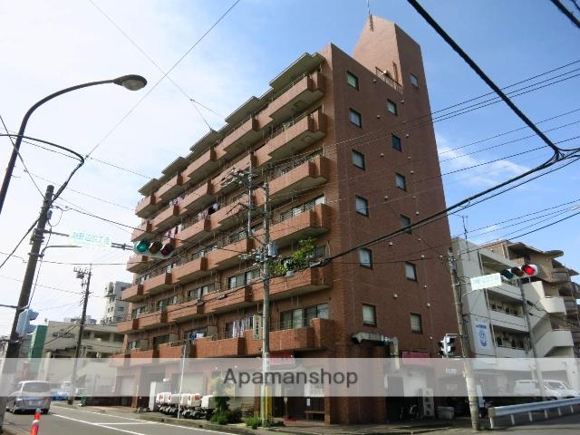 神奈川県相模原市中央区、淵野辺駅徒歩5分の築26年 7階建の賃貸マンション